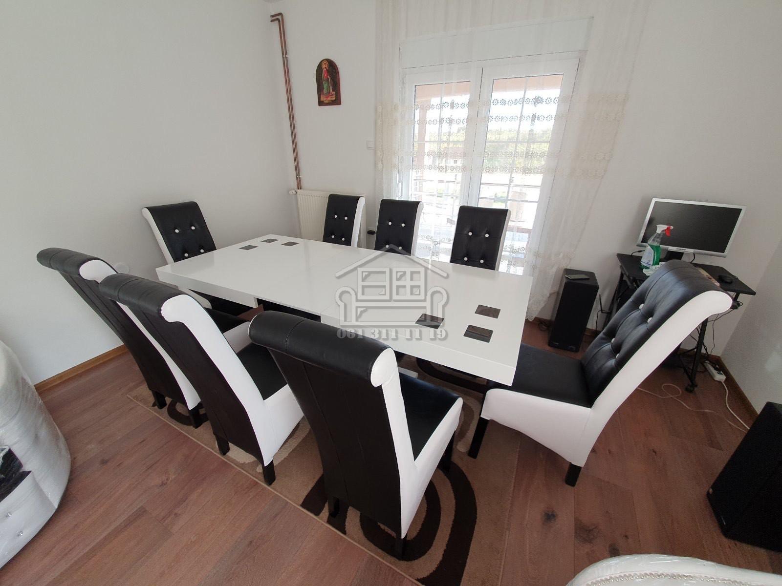 stolovi i stolice krusevac